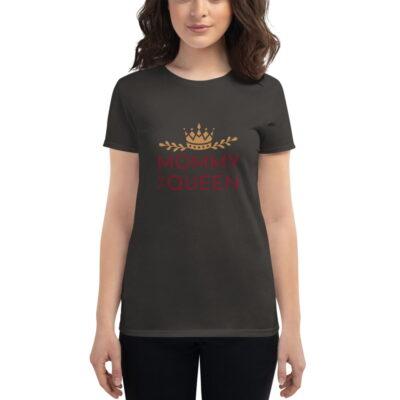 Camiseta Mom Queen